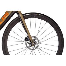 FOCUS Paralane² 9.8 Di2 Bici da corsa elettrica verde oliva